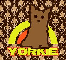 Yorkshire Terrier  by Jonathan Mitchell