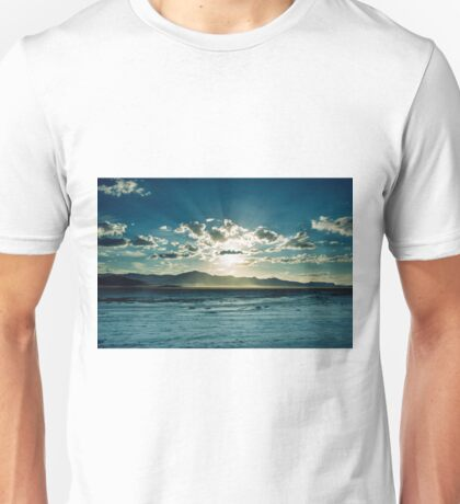 Desert Sunset Unisex T-Shirt