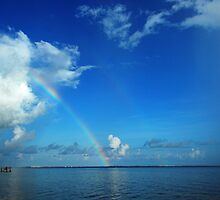 Wishing you a rainbow by kathy s gillentine