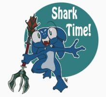 Shark Time! Baby Tee