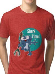 Shark Time! Tri-blend T-Shirt