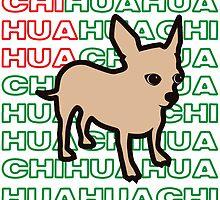 Chihuahua by Jonathan Mitchell
