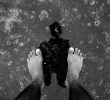 Pensive Reflection by Vivek George Koshy