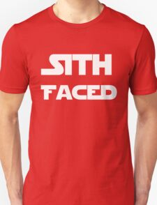 Sith Faced Unisex T-Shirt