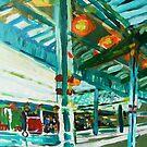 westgate station a study by H J Field