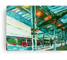westgate station a study Canvas Print