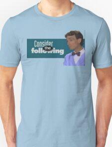 Consider the Following T-Shirt