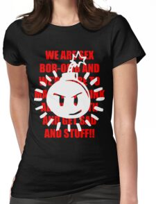 Sex Bob-Omb 2 Womens Fitted T-Shirt