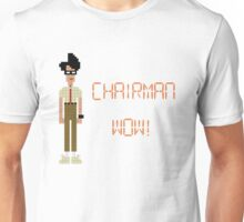 The IT Crowd – Chairman Wow! Unisex T-Shirt