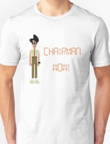 The IT Crowd – Chairman Wow! T-Shirt