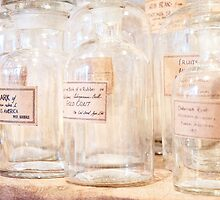 Glass Jars by Teresa Young