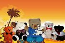 Bears Vacation by Susan S. Kline