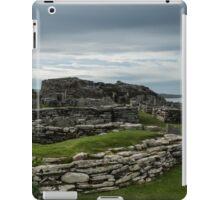 Broch of Gurness iPad Case/Skin