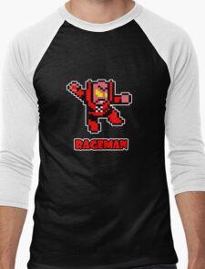 Rageman Men's Baseball ¾ T-Shirt