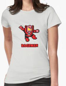 Rageman Womens Fitted T-Shirt