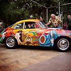 Art Car - Peace by Keith Stephens