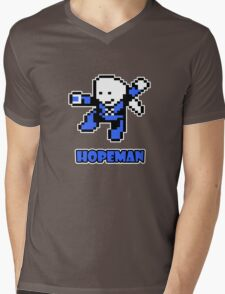 Hopeman Mens V-Neck T-Shirt