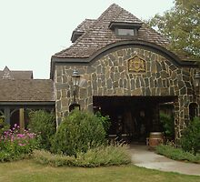 Chateau Morrisette Winery   ^ by ctheworld