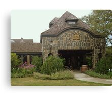 Chateau Morrisette Winery   ^ Canvas Print
