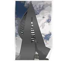 Spinnaker Tower - Portsmouth Poster