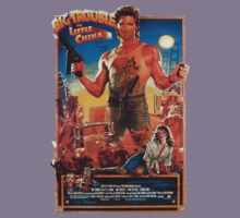 Big trouble in Little China Kids Clothes