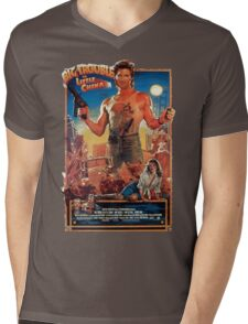 Big trouble in Little China Mens V-Neck T-Shirt