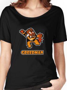 Greedman Women's Relaxed Fit T-Shirt