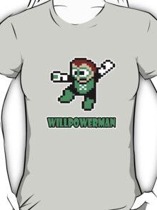 Willpowerman T-Shirt