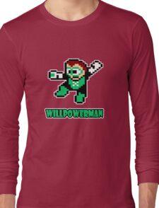 Willpowerman Long Sleeve T-Shirt