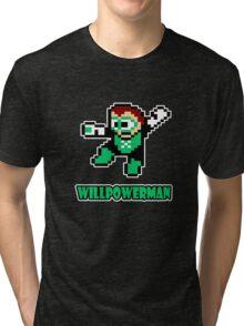 Willpowerman Tri-blend T-Shirt