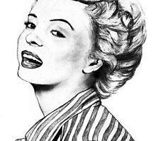 Oh, Sweet Marilyn by Haley Wolcott