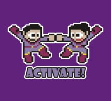 Mega Wonder Twins by The7thCynic