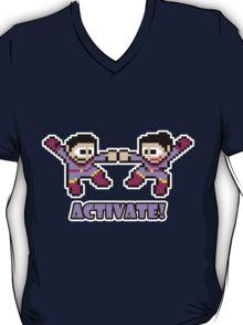 Mega Wonder Twins T-Shirt