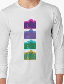 Point and Shoot  Long Sleeve T-Shirt