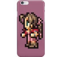 Aerith Sprite - FFRK - Final Fantasy VII (FF7) iPhone Case/Skin