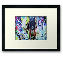 It's a Savage Garden After All Framed Print