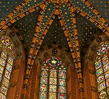 See the Seven Gothic Wonders of Europe . by Brown Sugar. Views (120) favorited by (2) dziękuję ! by © Andrzej Goszcz,M.D. Ph.D
