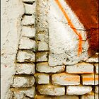 ORANGE WALL by EstherLPolonio