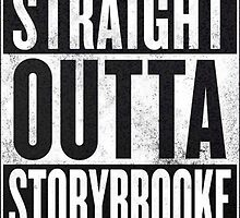 Straight Outta Storybrooke by NemJames
