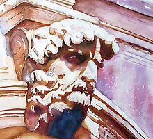 The Silent Venetian by Christiane  Kingsley