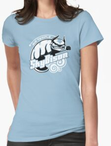 Air Temple Sky Bison Womens Fitted T-Shirt