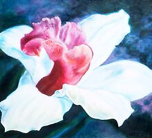 Janny's Orchid by Gemma Art