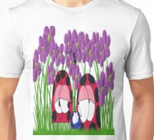 The Ladybug Family Unisex T-Shirt
