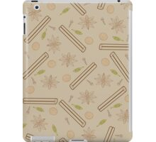 Contour spicy pattern iPad Case/Skin