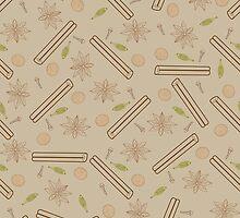 Contour spicy pattern by kylmaviha