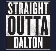 Straight Outta Dalton One Piece - Long Sleeve