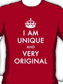 Keep Calm, Keep Calm, Keep Calm T-Shirt