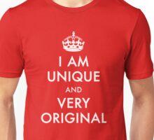 Keep Calm, Keep Calm, Keep Calm Unisex T-Shirt