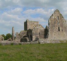 Hore Abbey,Cashel,County Tipperary,Ireland. by Pat Duggan