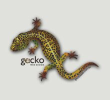 Gecko Web Design 2 T-Shirt